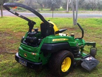 Mower Mate SA John Deere lawnmower 2